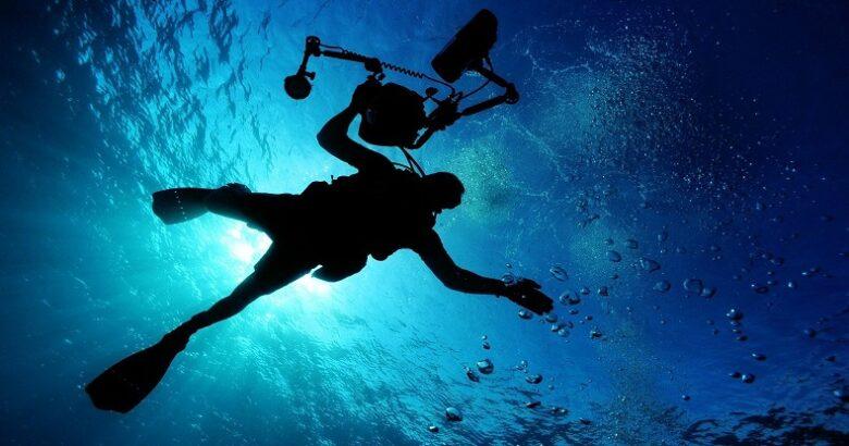 海猿の潜水士