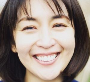 酒井美紀さんの目
