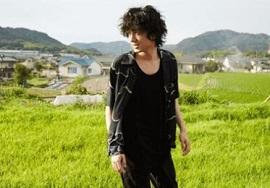藤井風の黒髪