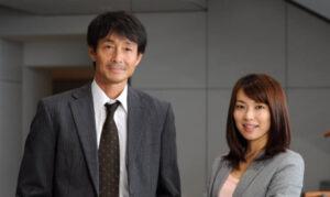 内山理名と吉田栄作の画像