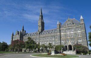ジョージタウン大学の画像