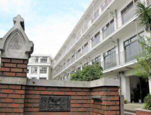 慶応義塾中等部の画像
