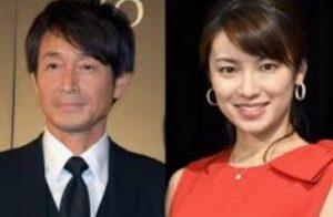 吉田栄作さんと内山理名さんの画像